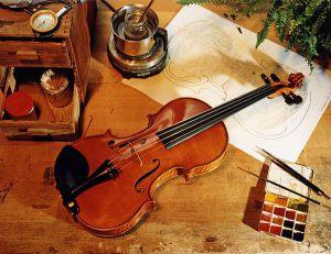 Violine aus dem Jahr 2004