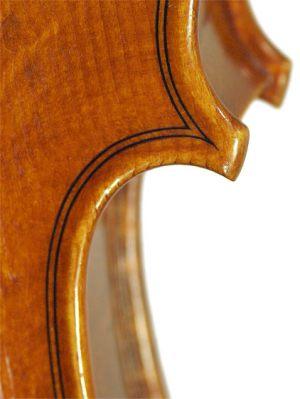 Gebhardt-Geigenbau_Violine-2010_Detail-vorn